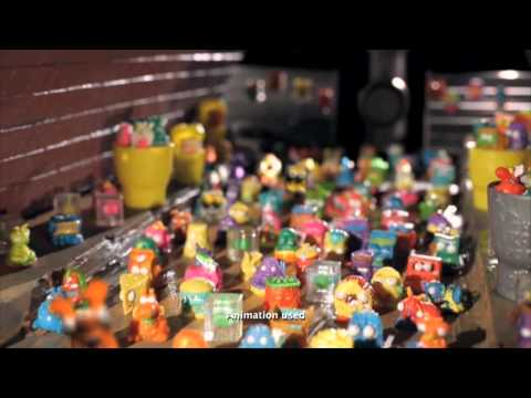 The Trash Pack Series 5 TV Commercial