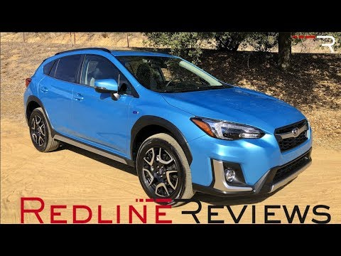 2019 Subaru Crosstrek PHEV – The First EVER Plug-In Subaru!