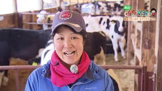 八頭町にある哺育センターで仔牛の哺育をしている鳥取県畜産農協。 これ...