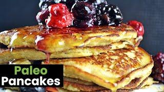Damn Amazing Paleo Pancakes