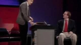 Rowan Atkinson Live - Fatal beatings - Mr.Bean actor's hilarious schoolmaster