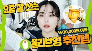 2만 원 이하 올리브영 꿀템 20가지 추천&리뷰…