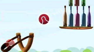 Bottle Shooting Game | Knock Down Bottles | Bottle Shooting  Android / iOS Gameplay screenshot 1