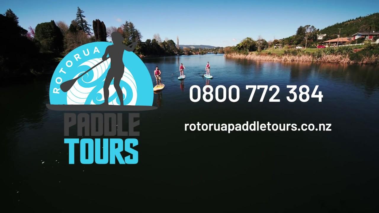 Rotorua Paddle Tours