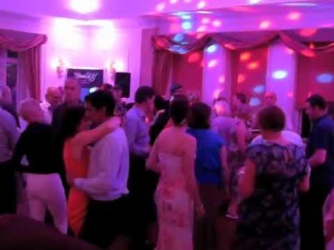 Careys Manor Latin Spanish Themed Wedding New Forest Dj Youtube