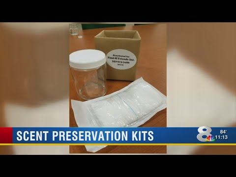 Scent prevention kit aids in locating missing Citrus County woman
