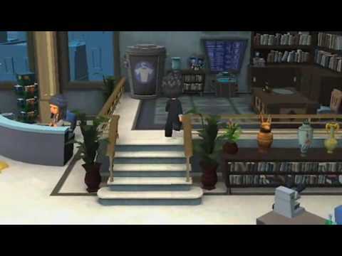 My Sims Agents  Trailer Nintendo Wii