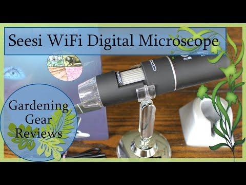 Seesi WiFi USB Digital Microscope Review