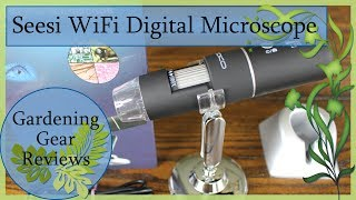 Seesi WiFi USB Digital Microsc…