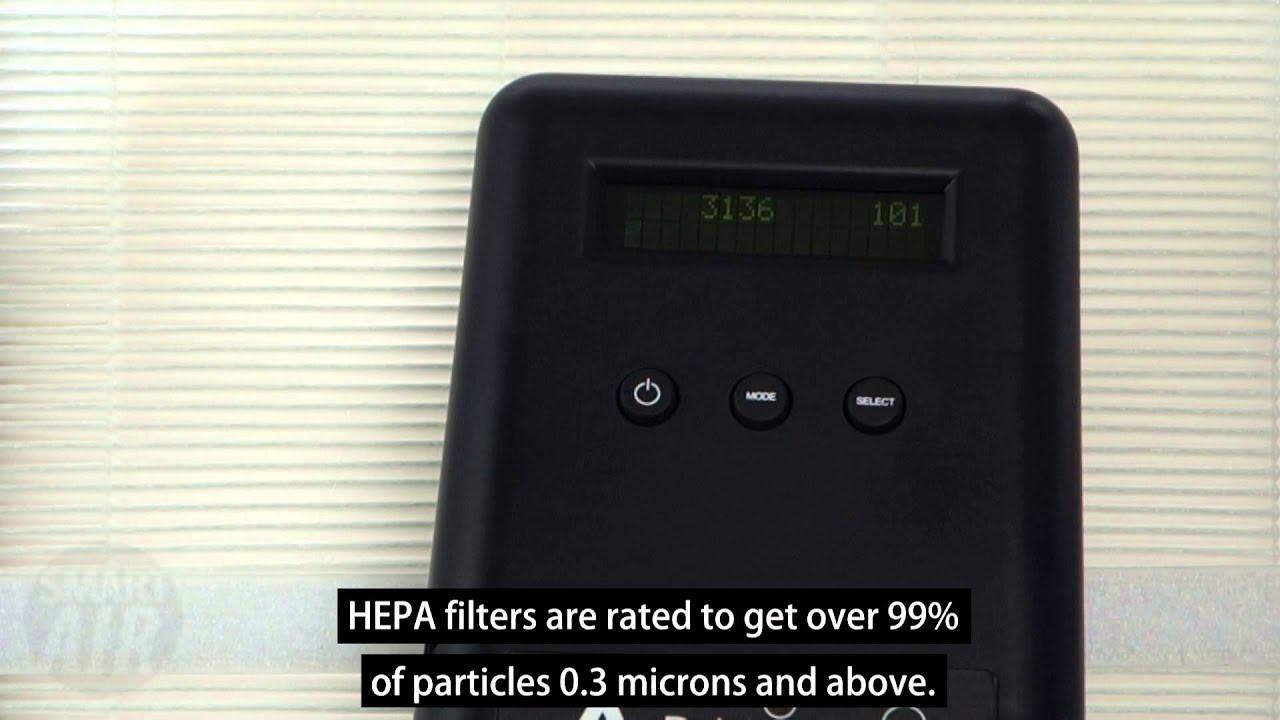 聰明空氣HEPA過濾網 | Smart Air HEPA Filters (中文) - YouTube