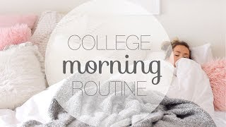 COLLEGE MORNING ROUTINE | Summer Edition!