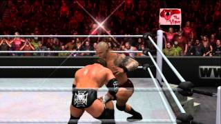 Triple H theme songs + SvR 2011 Triple H vs. Randy Orton (WWE Universe) Shocking twist