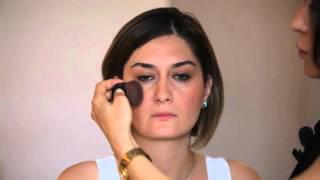 Ferda Öner: Shiseido İlkbahar Yaz Sezon Makyajı - Makyaj Trendi