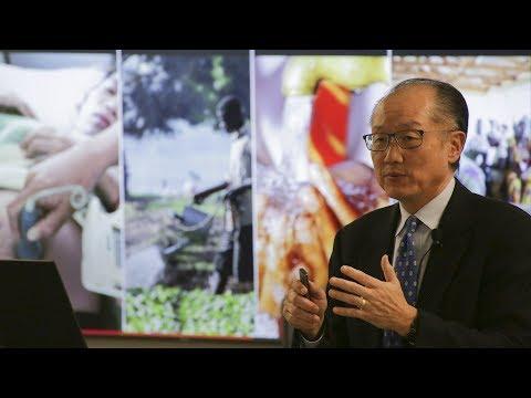 Highlights Video - Jim Yong Kim - Forman Memorial Lecture