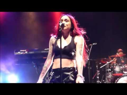 Kehlani - Gangsta live - SSS tour - Denmark 2017