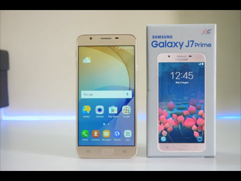 Samsung Galaxy J7 Prime Unboxing & Hands On (EXCLUSIVE) | AllAboutTechnologies