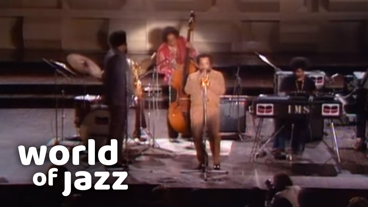 Jimmy Smith, Cannonball Adderley, Dave Brubeck and Charlie Mingus live • 31-10-1971 • World of Jazz