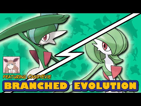 Gardevoir Vs Gallade | Pokémon Branched Evolution (Ace Trainer Liam And CandyEvie)