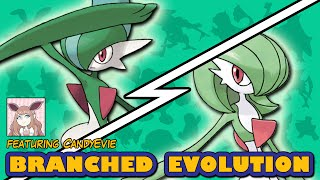 One of Ace Trainer Liam's most viewed videos: Gardevoir vs Gallade | Pokémon Branched Evolution (Ace Trainer Liam and CandyEvie)