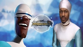 FROZONE BREAKS THE INTERNET
