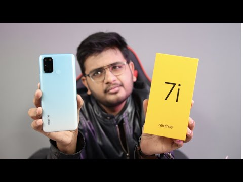 realme 7i Unboxing | Its Here Finally!