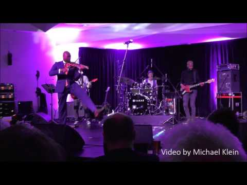 All I Do / Isn't She Lovely - Ken Ford at 6. Mallorca Smooth Jazz Festival (2017)