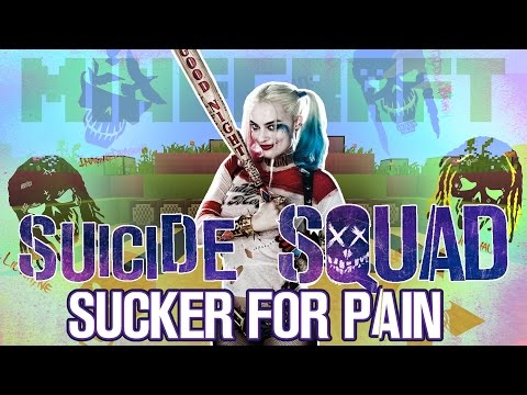 Suicide Squad - Sucker For Pain Minecraft Noteblock Song
