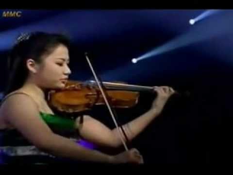 Sarah Chang  Air on the G String