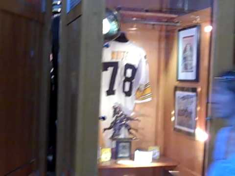 Steelers Hall of Fame