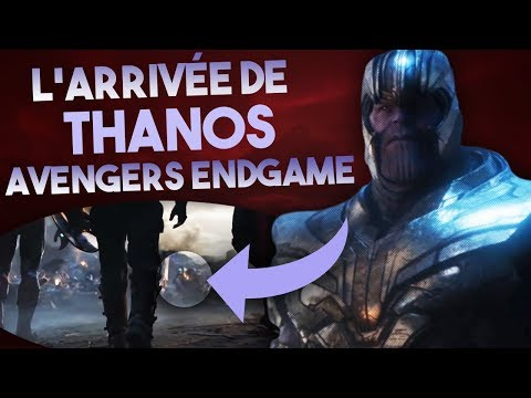 THANOS ARRIVE - ANALYSE & THÉORIES NOUVEAU TRAILER AVENGERS 4 ENDGAME