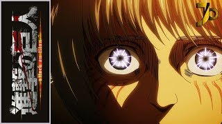 Вторжение Титанов 3-й сезон опенинг 2 [Shoukei to Shikabane no Michi] (Русский кавер от Jackie-O)