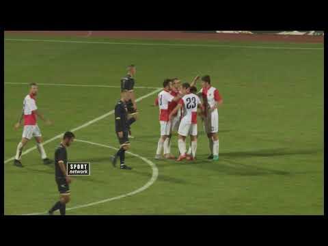 KUP Srbije: 1/8 finala - Vojvodina - Buducnost 6:1