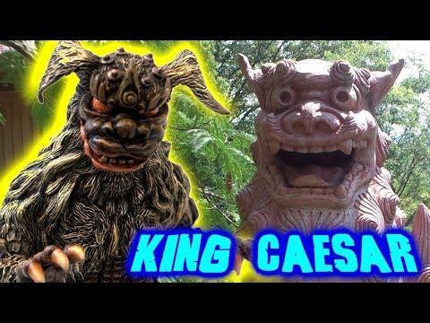 King Caesar - Kaiju Explained / Godzilla Universe