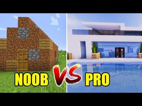 MINECRAFT - NOOB VS PRO (parte 8)