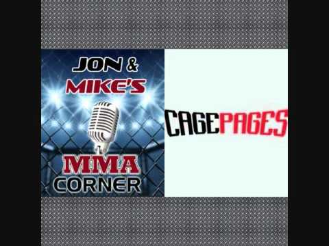 Jeremy Klump speaks with Jon and Mikes MMA Corner