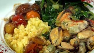 Постные блюда - Готовим вместе - Интер