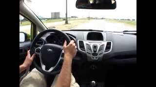 Test Drive: 2012 Ford Fiesta SES 5DR
