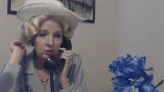 ASMR Roleplay ~ 1940s Gossipy Lady ~ Meet Carol