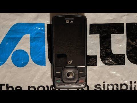 Tracfone Wireless LG 290C