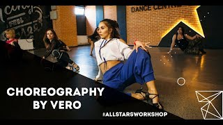 Егор Крид - Зажигалки Choreography by Веро Рутковская  All Stars Workshop 2018