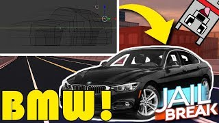 🔴 NEW CAR UPDATE COMING TO ROBLOX JAILBREAK! | Maybe A BMW?| Roblox Jailbreak LIVE