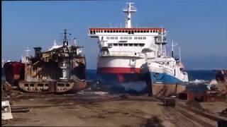 Boat Crash Compilation (Possibly Funny)