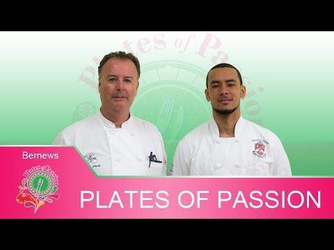 Plates Of Passion: Edmund Smith & Tyrone Pedro, Oct 2017