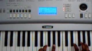 Never Felt This Way - Piano Tutorial - Alicia Keys - Part 1