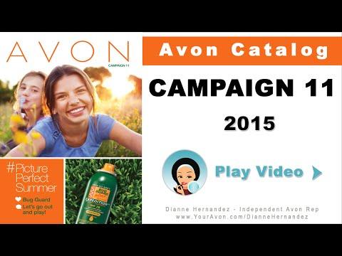 Avon Catalog Campaign 11 2015