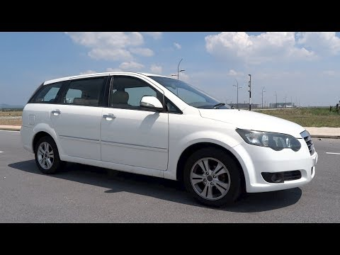 2010 Chery Eastar 2.0 Start-Up And Full Vehicle Tour