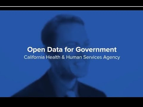 Open Data for Government - CHHS