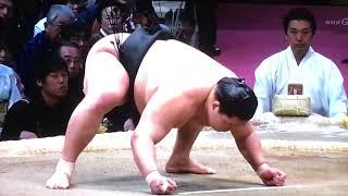 大相撲 #nhk_oozumou   #豪栄道 #北勝富士.