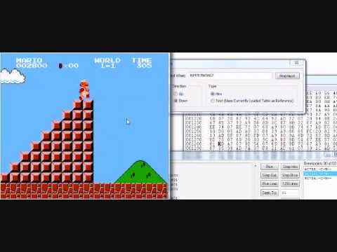 Making NES Rom Hacks! (SMB 1)