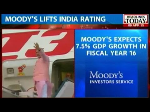 India's Credit Outlook Positive: Moody's Investor Service
